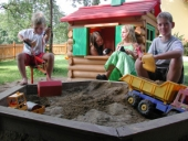 Kinder beim Spielen