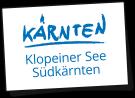Logo Klopeiner See Südkärnten